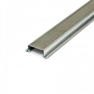 """CARRYING CHANNEL,3/4"""" x 1/2"""" x 12' (16Ga./054)"""